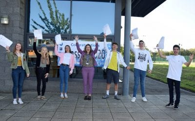 Our Yr11 students are celebrating some great GCSE results despite challenging times.