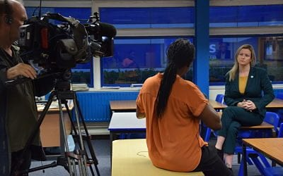 The BBC call our Polaris Centre innovative and a fresh approach to student well-being.